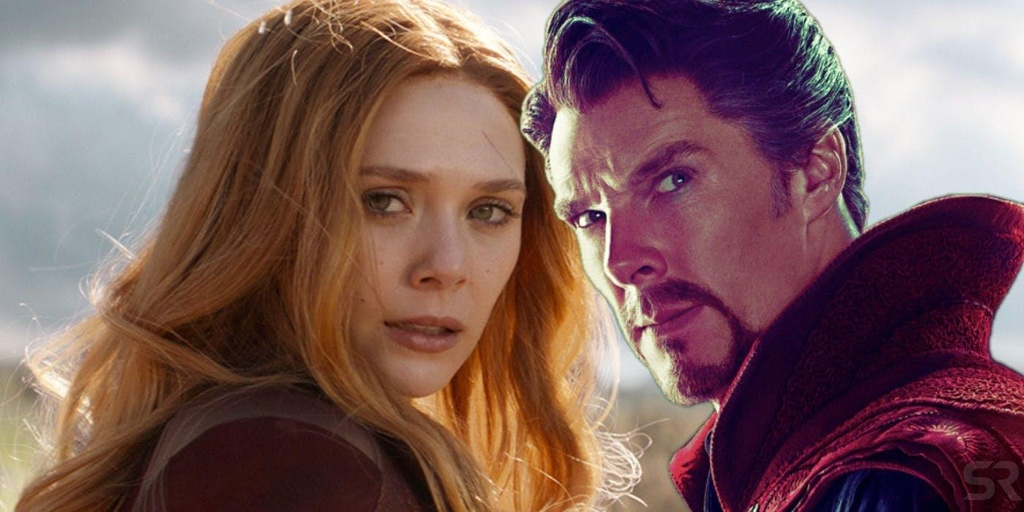 Scarlet Witch dong vai tro gi trong 'Doctor Strange 2' hinh anh 1