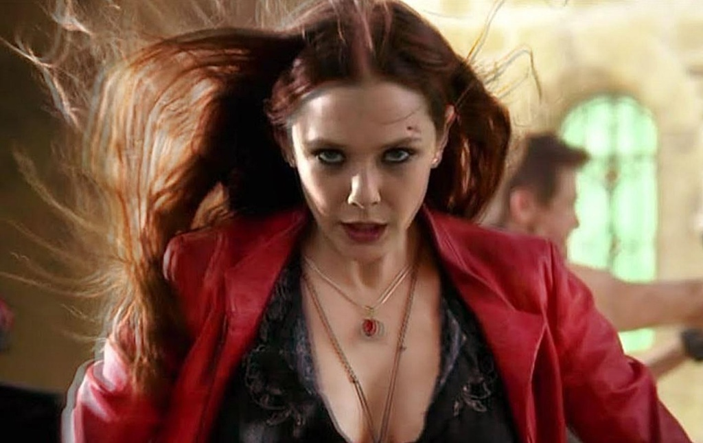 Scarlet Witch dong vai tro gi trong 'Doctor Strange 2' hinh anh 3