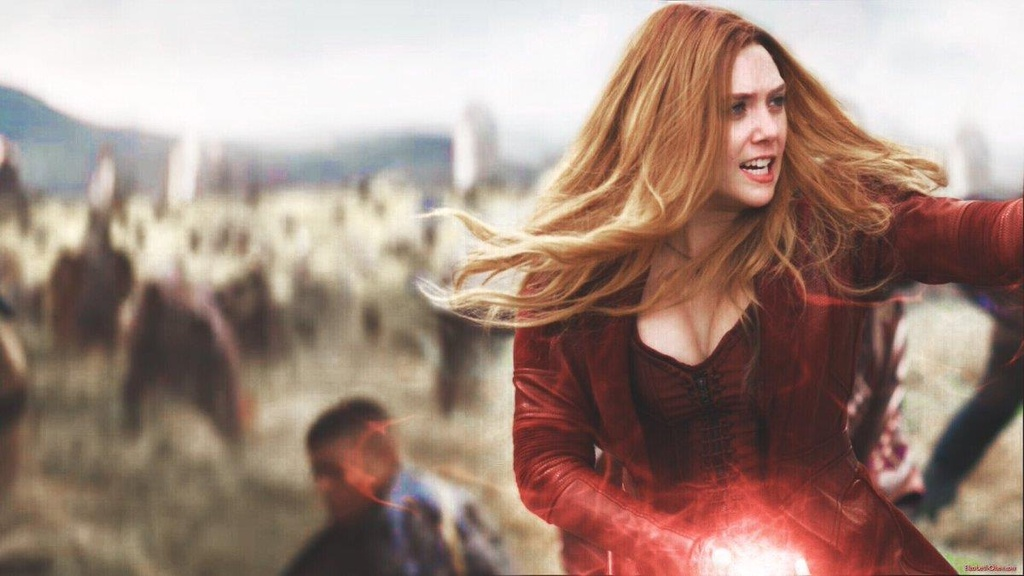 Scarlet Witch dong vai tro gi trong 'Doctor Strange 2' hinh anh 5