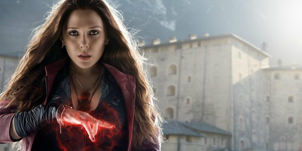 Scarlet Witch dong vai tro gi trong 'Doctor Strange 2' hinh anh 6