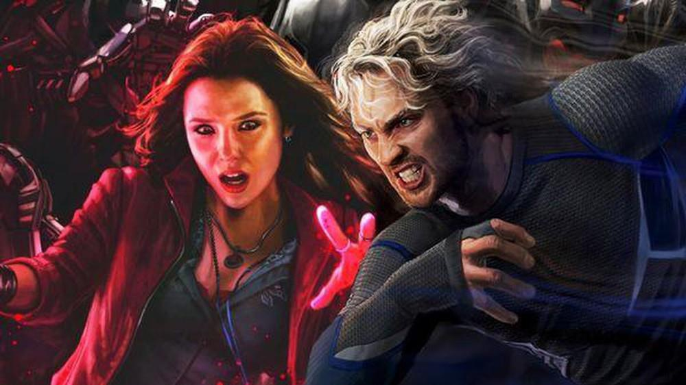 Scarlet Witch dong vai tro gi trong 'Doctor Strange 2' hinh anh 8