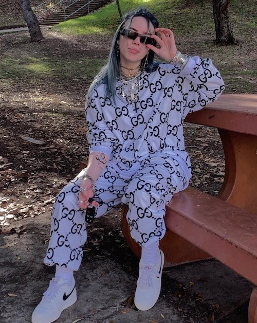 ca si Billie Eilish anh 4