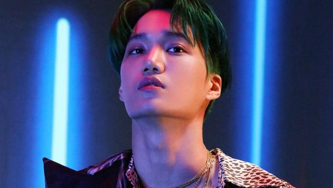 Kai - co may nhay cua EXO hinh anh 2