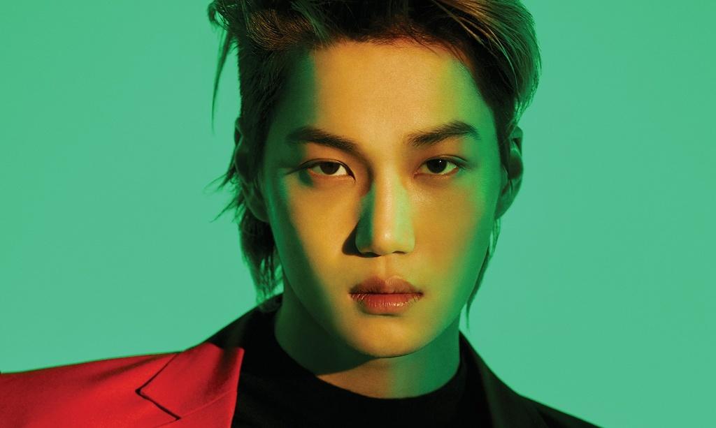 Kai - co may nhay cua EXO hinh anh 1
