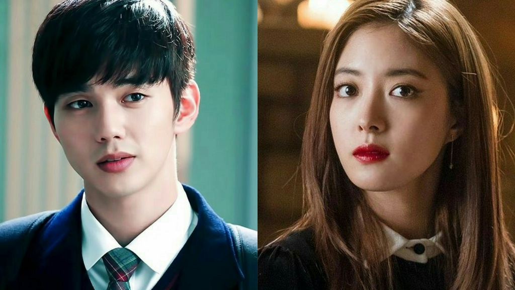 Beauty of the actress starring with Yoo Seung Ho in 'Memorist'