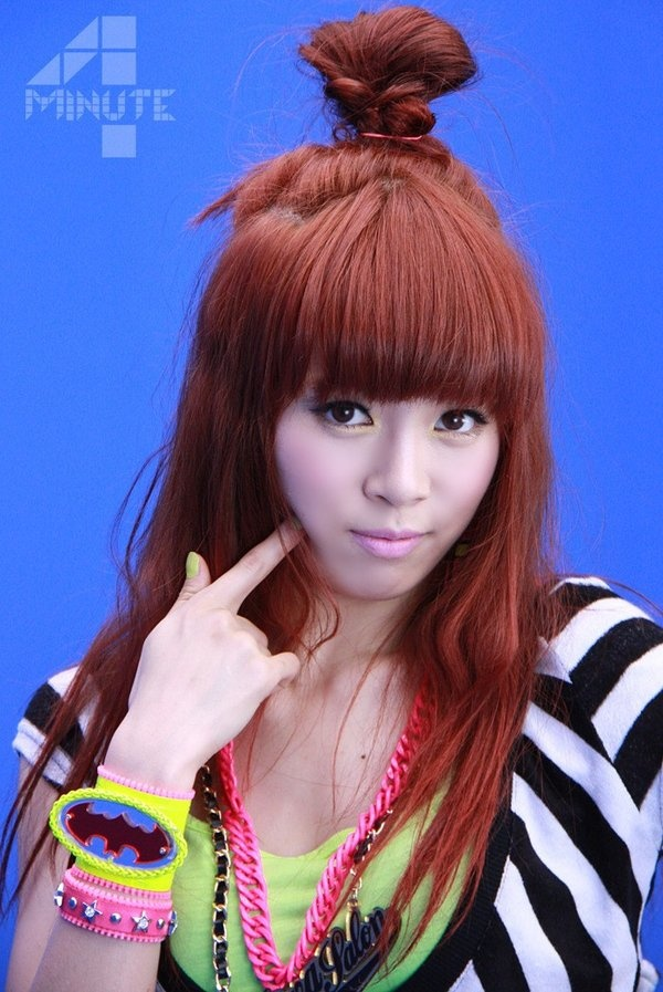 Sao nu Han thay doi the nao sau khi noi tieng? hinh anh 13 hyuna2_9d62.jpg