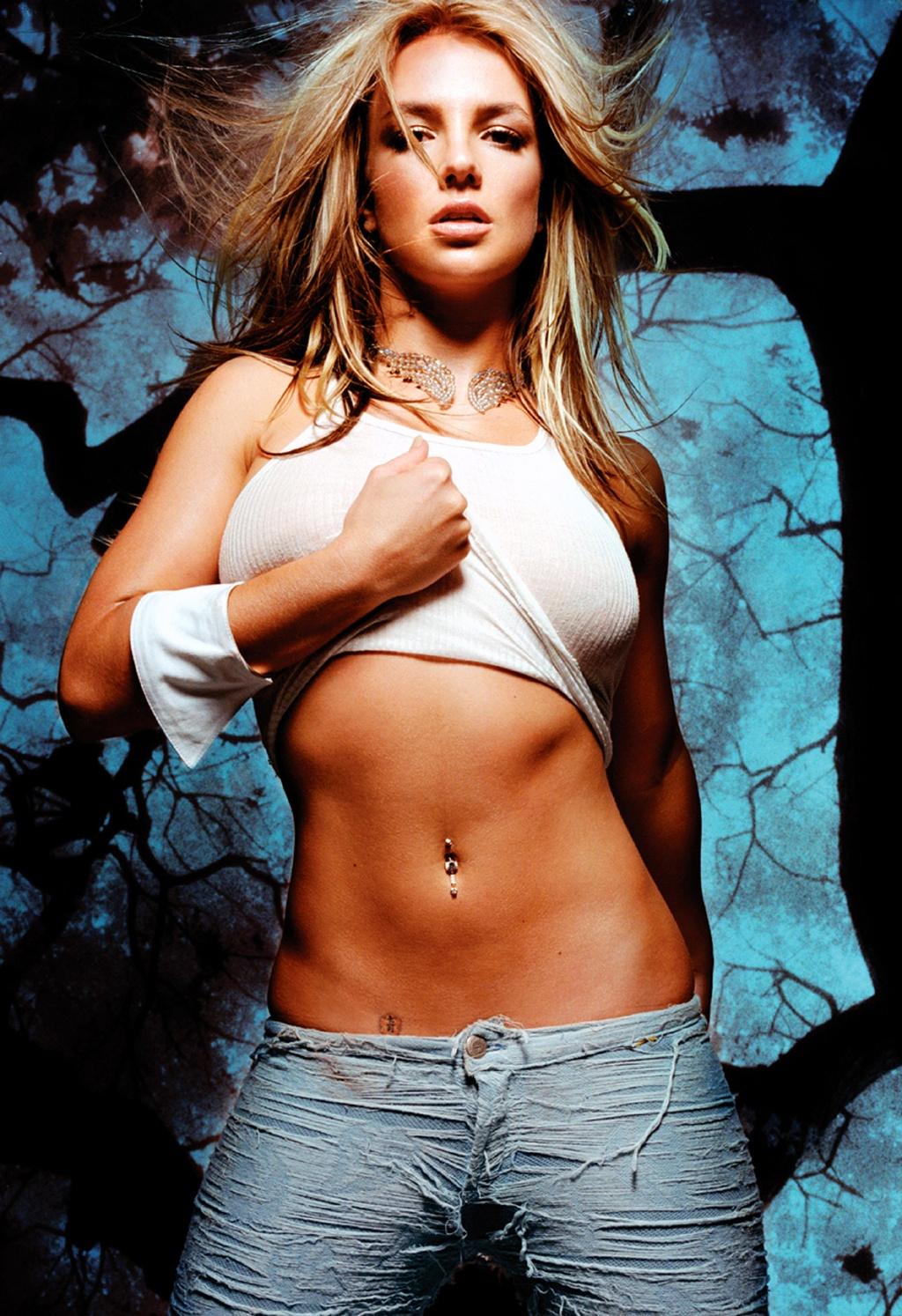 Britney Spears - cong chua mai me yeu duong va ly hon sau 55 tieng hinh anh 3 Britney_Spears_013.jpg