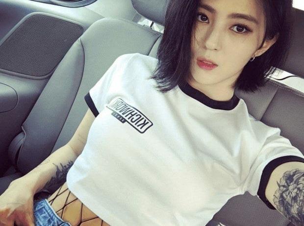 'Tieu Song Hye Kyo' lo anh an choi, noi loan trong qua khu hinh anh 2 q1_15855314747481562193442.jpg