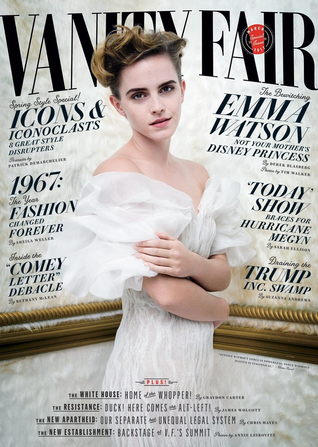 Emma Watson thanh sep Gucci anh 6
