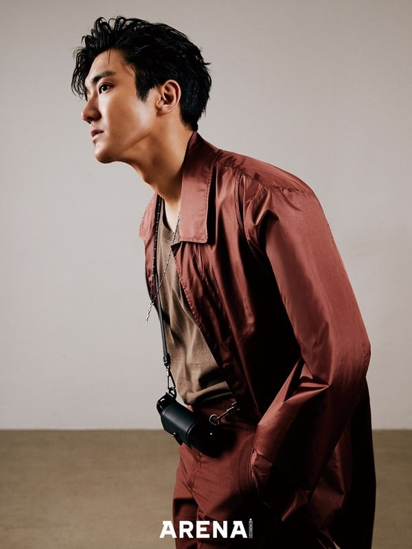 Choi Si Won gia nua anh 2