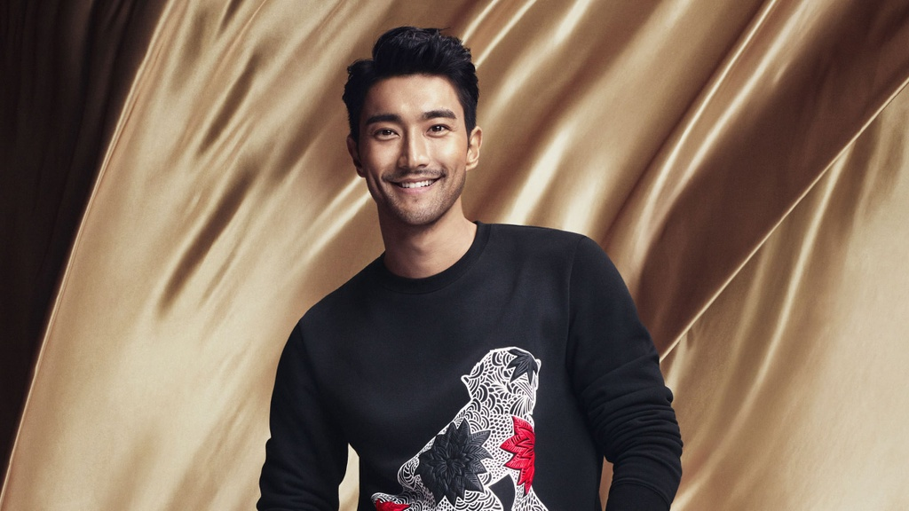 Choi Si Won gia nua anh 11