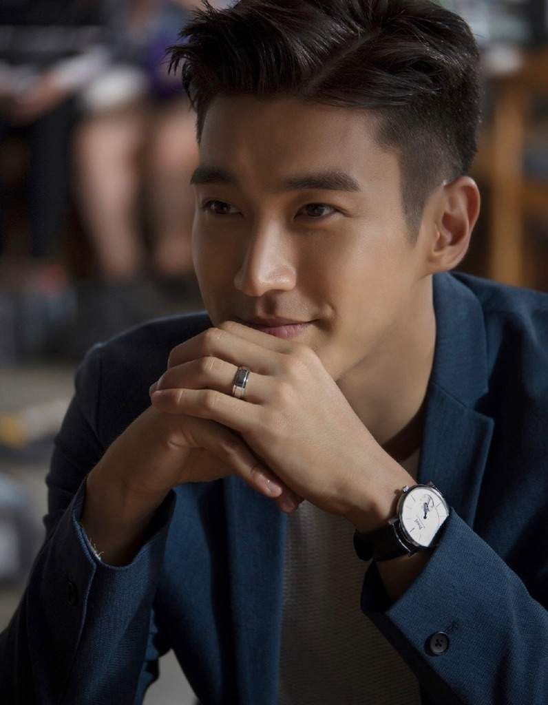 Choi Si Won gia nua anh 4