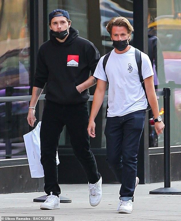 gia dinh Beckham tu hop anh 11