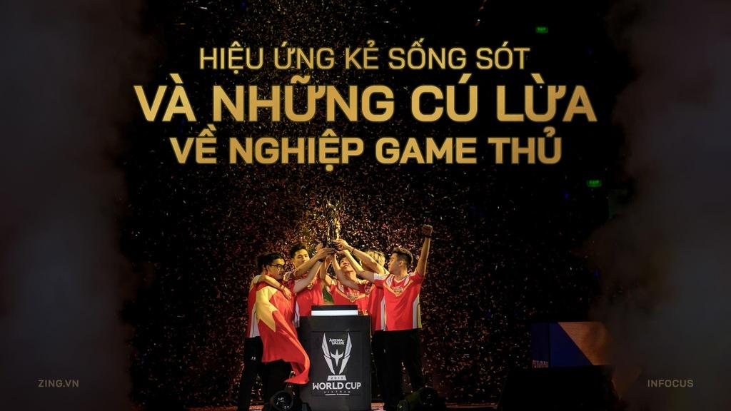 Hieu ung 'ke song sot' va nhung cu lua cua nghiep game thu hinh anh 2