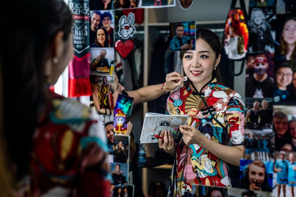 MC xinh dep tai chung ket the gioi 2019 anh 9
