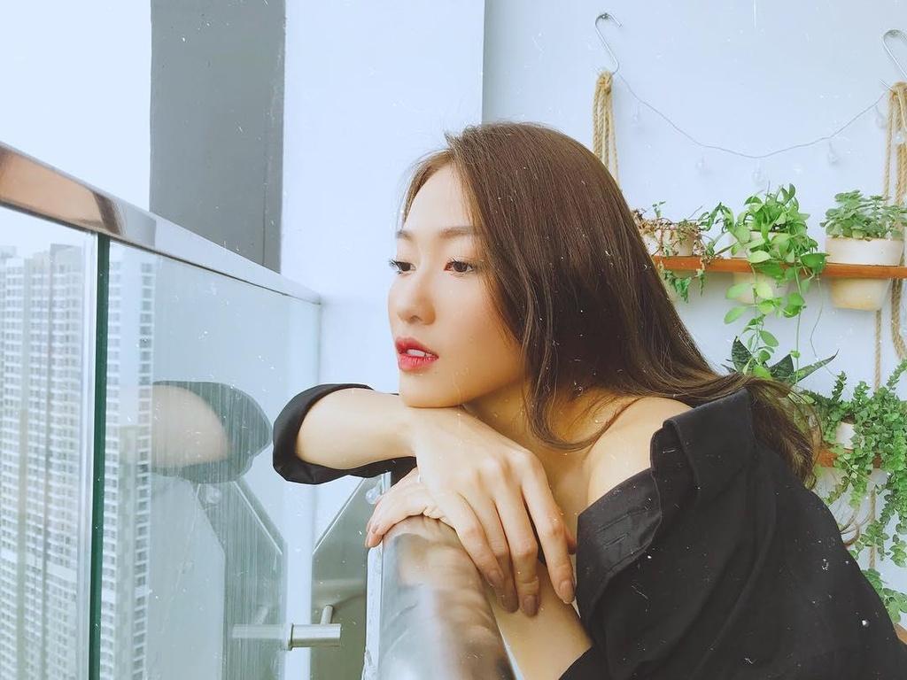 Hot girl Kha Ngan: 'Ai dong den gia dinh, nhat dinh toi khong de yen' hinh anh 7