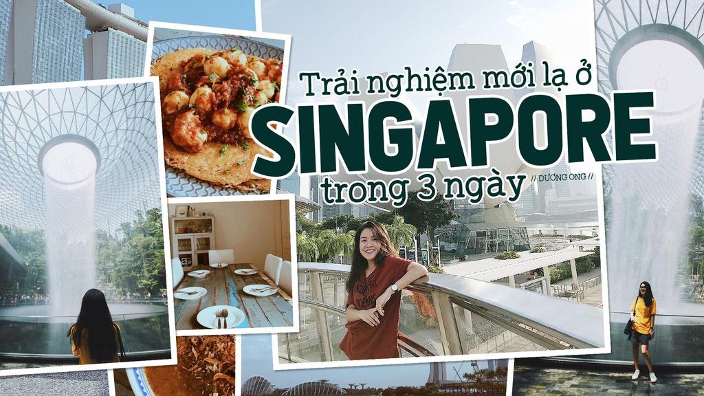 Kinh nghiem du lich Singapore anh 1