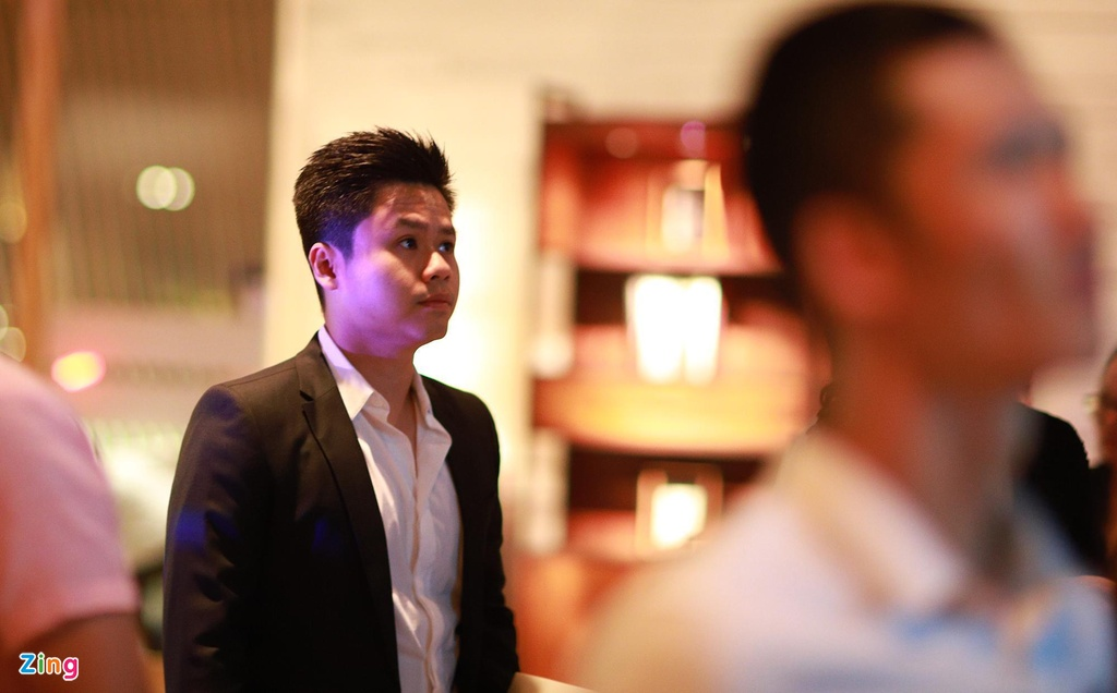 Thieu gia Phan Thanh, ca si Ung Hoang Phuc du dam cuoi ai nu Minh Nhua hinh anh 10