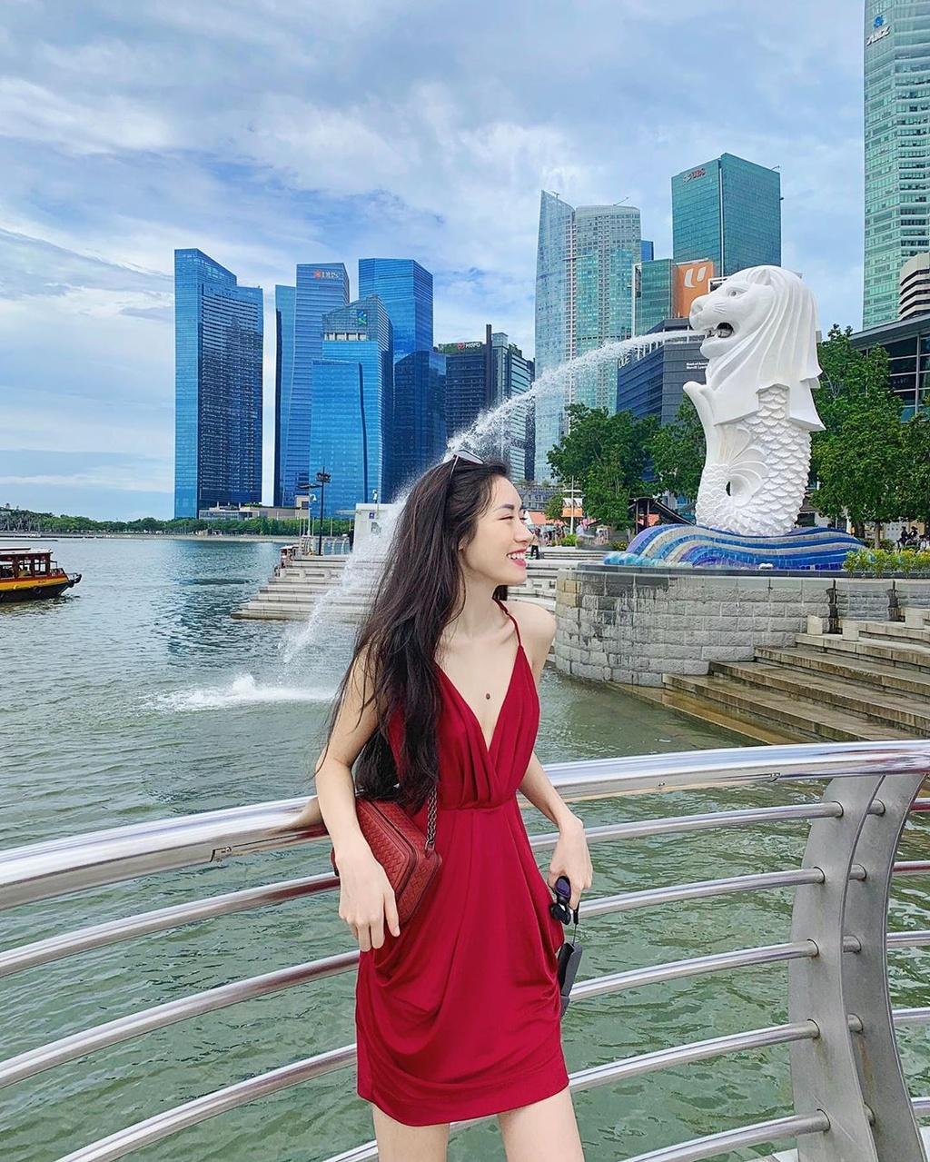 2 beauty blogger bang tuoi, xuat than giau co, ngoai hinh cuon hut hinh anh 6