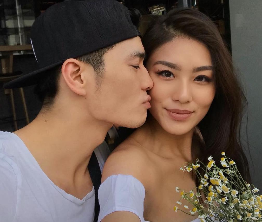 Cap Viet kieu dinh dam Thao Nhi Le - Huy Tran co tin don chia tay hinh anh 1