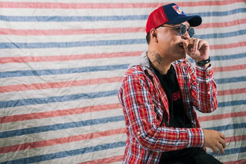 ten that huan luyen vien King of Rap anh 2
