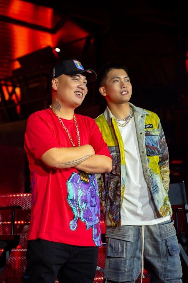 ten that huan luyen vien King of Rap anh 3
