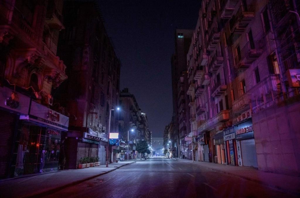 Cairo thay doi sau dich anh 1