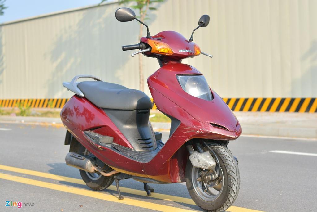 Huyen thoai Honda @Stream anh 1