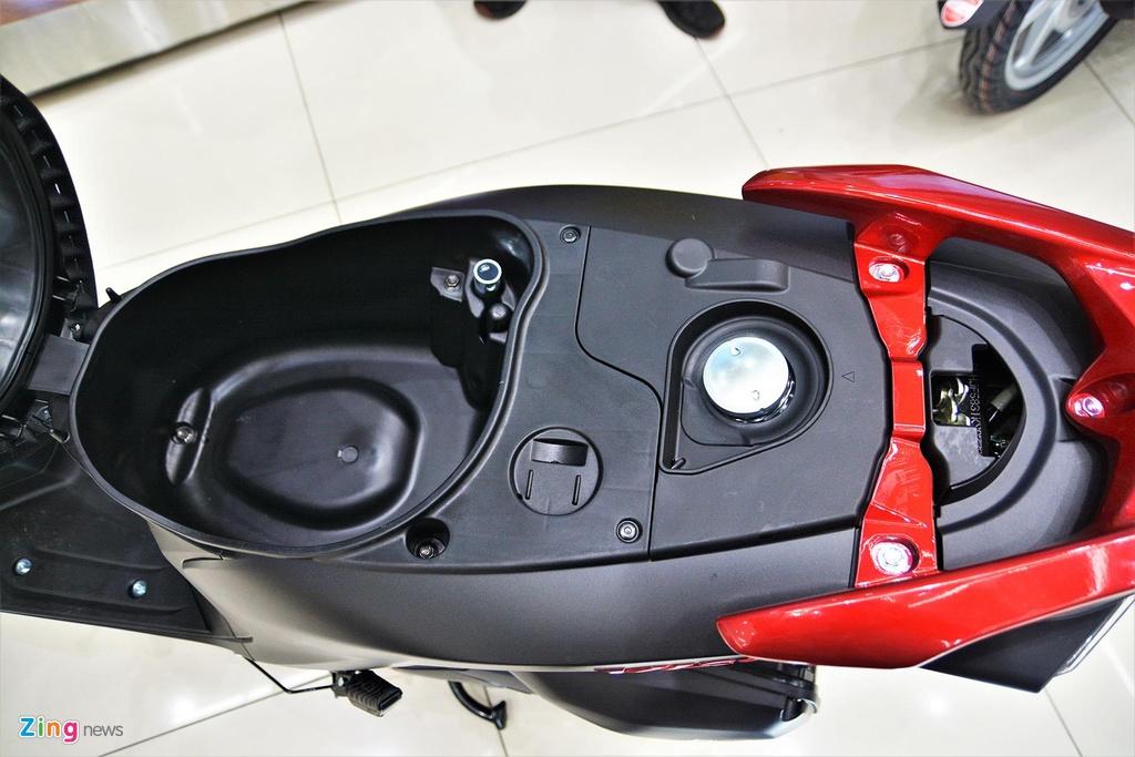 Honda Vision hay Yamaha Janus anh 3