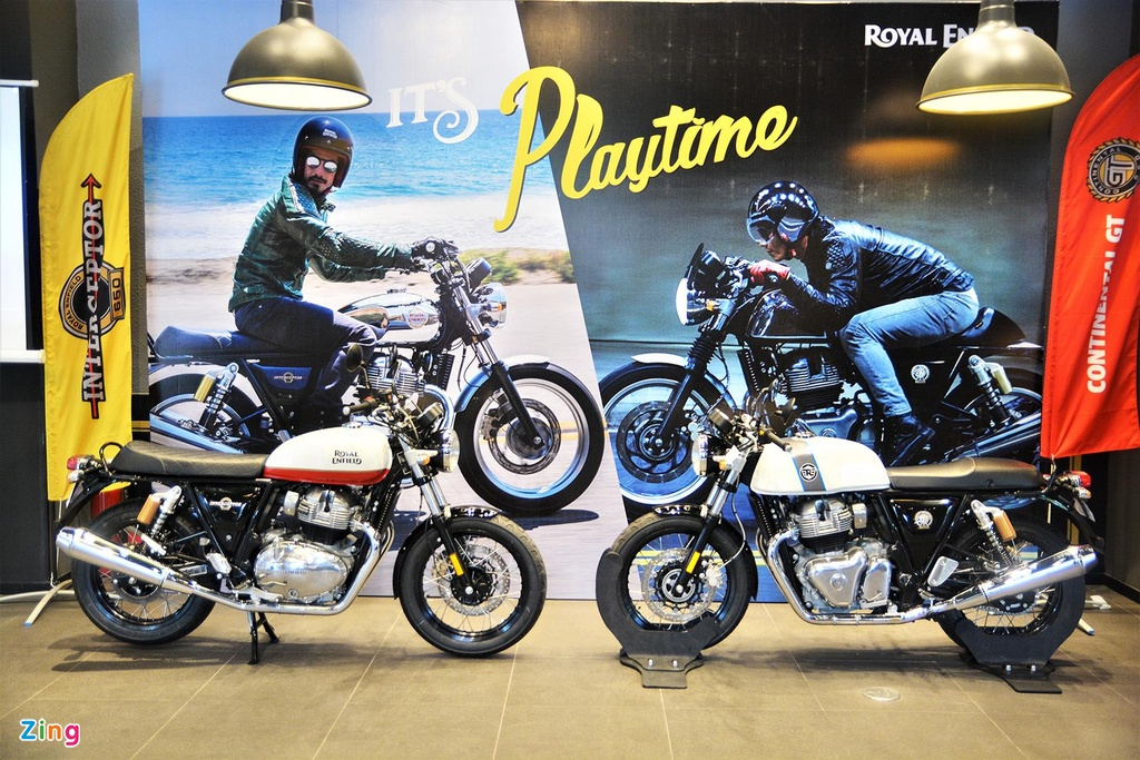 Royal Enfield 650 Twin anh 1