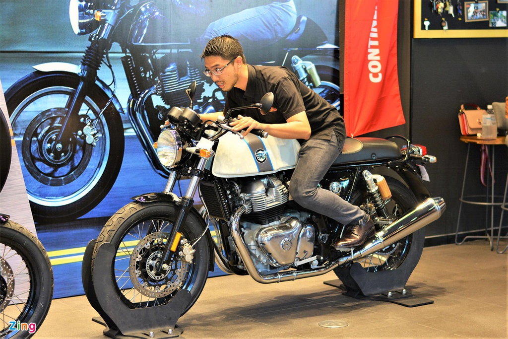 Royal Enfield 650 Twin anh 2