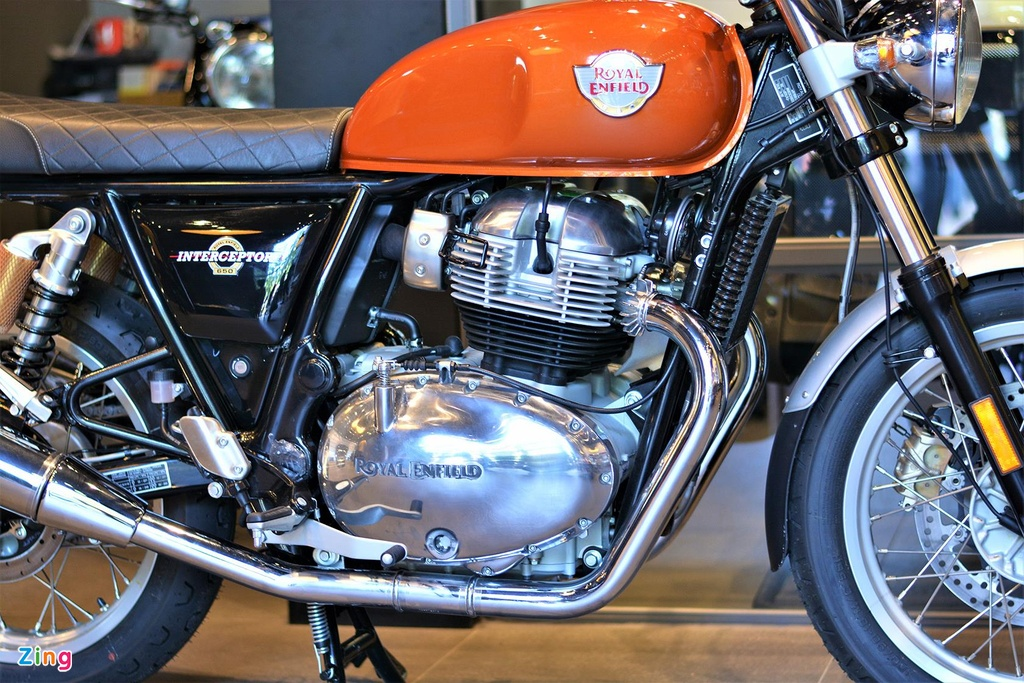 Royal Enfield 650 Twin anh 11