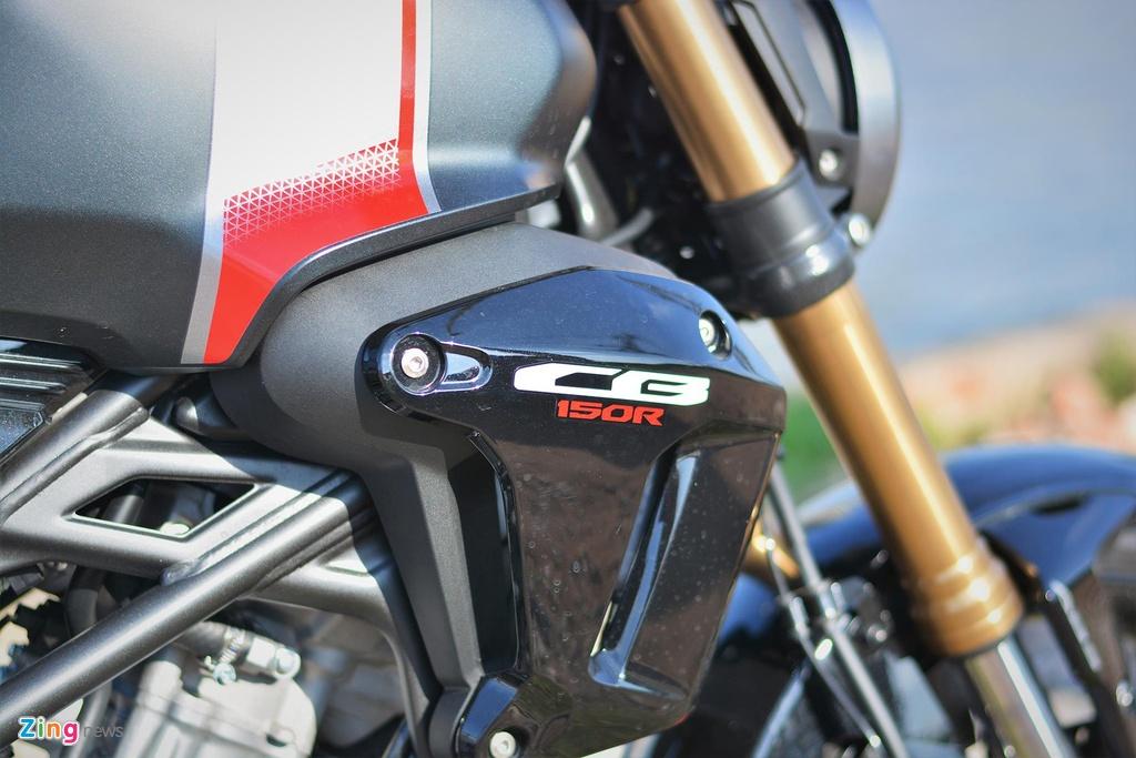 Danh gia kha nang van hanh trong pho cua Honda CB150R Exmotion hinh anh 11