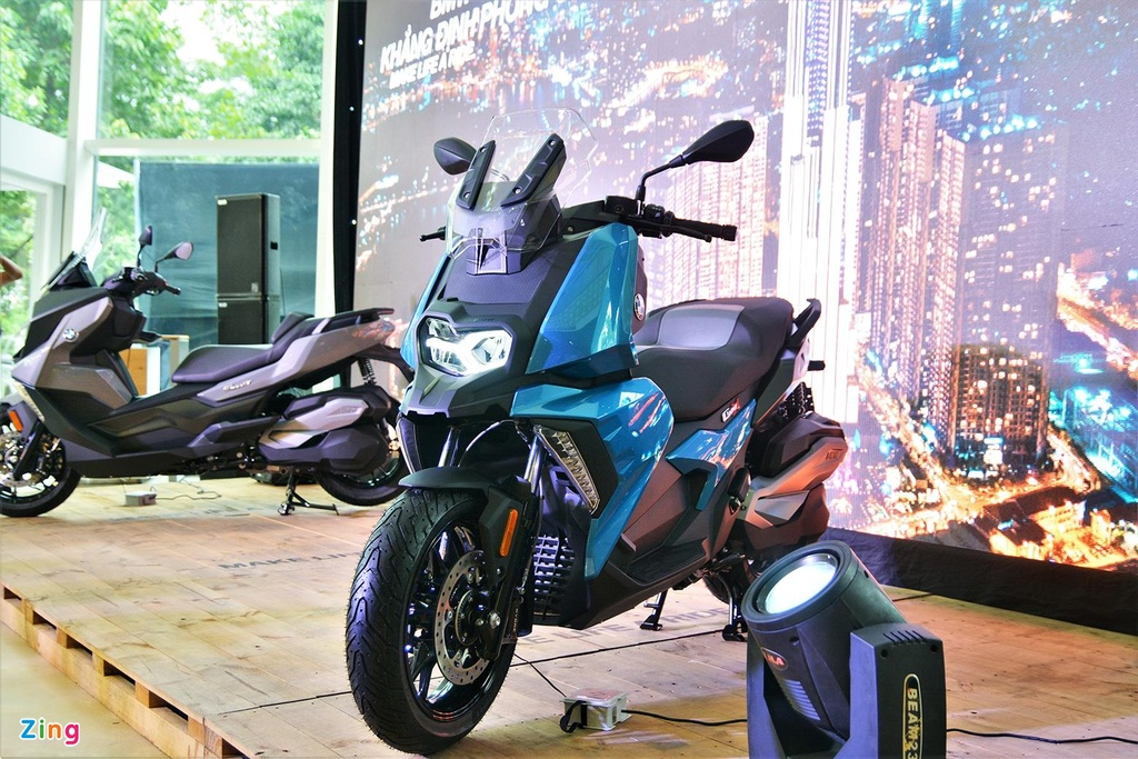 BMW C400 anh 13