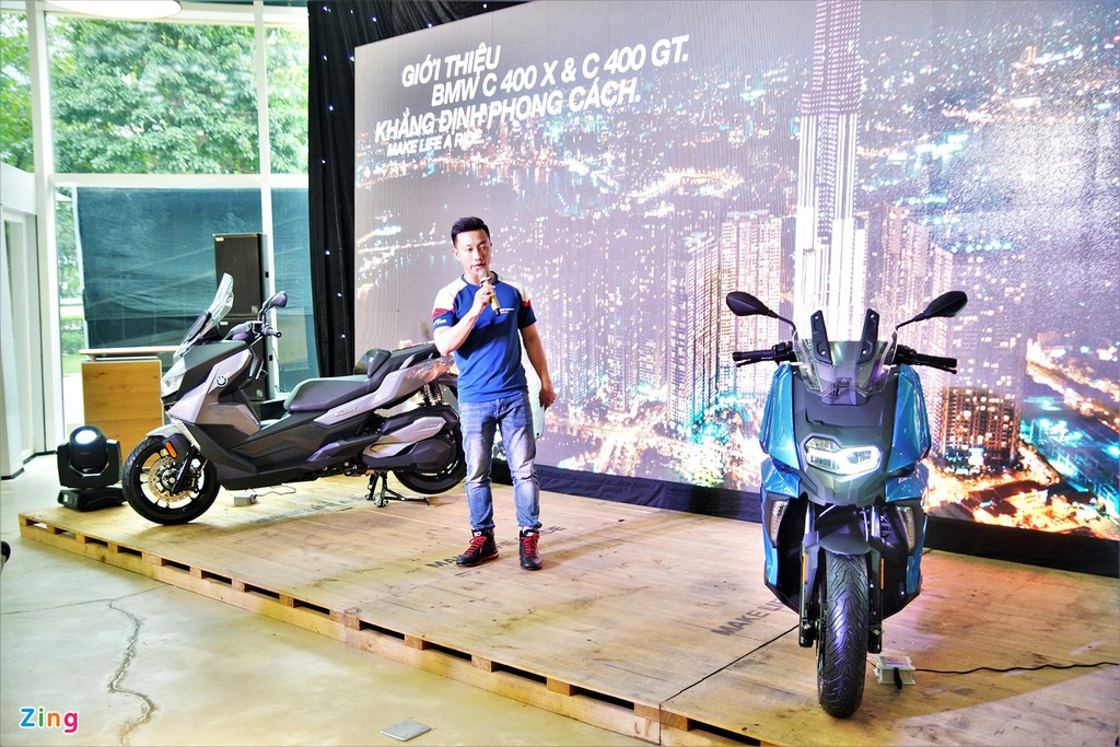 BMW C400 anh 1