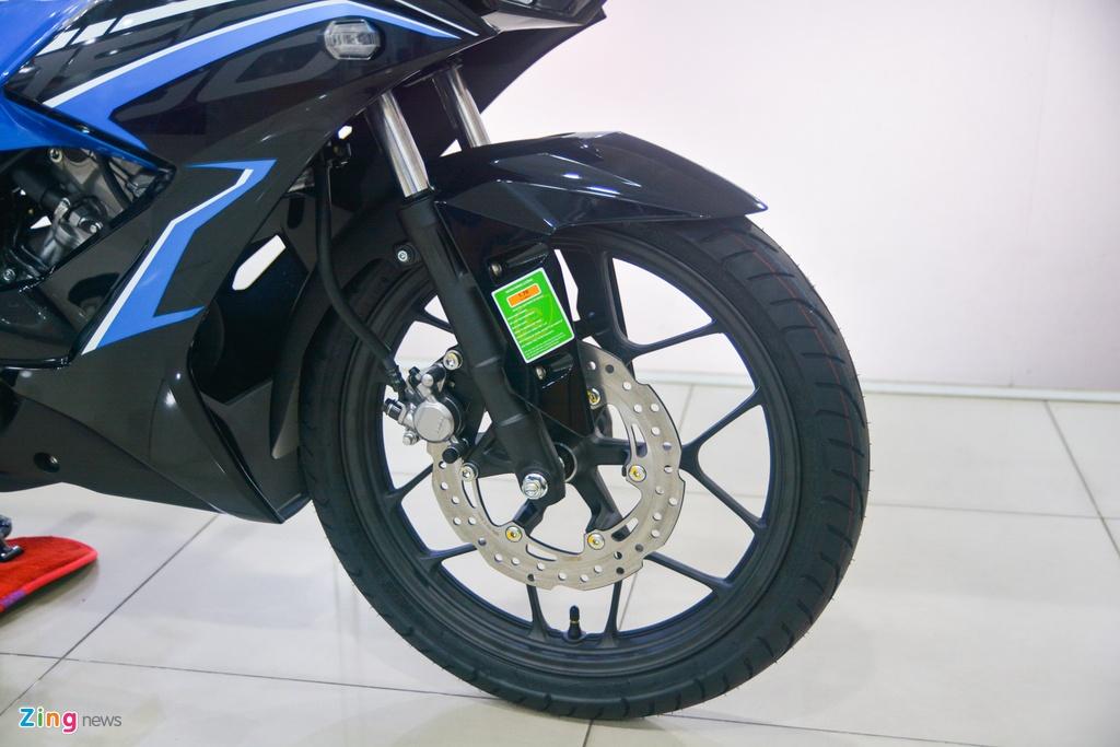 Honda Winner X phien ban moi re hon gia de xuat anh 4