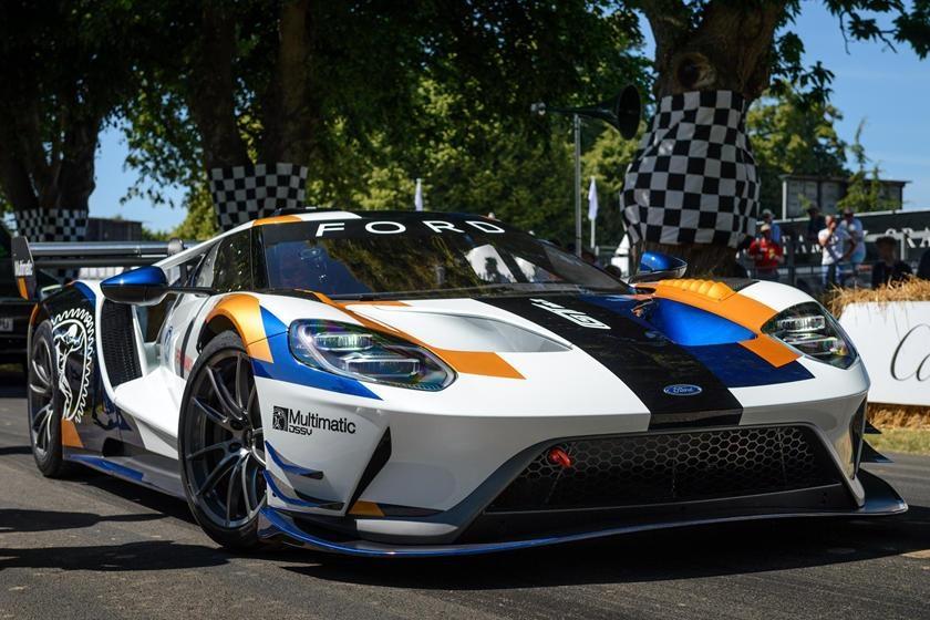 Nhung sieu xe trieu do trong su kien Goodwood Festival Of Speed 2019 hinh anh 1