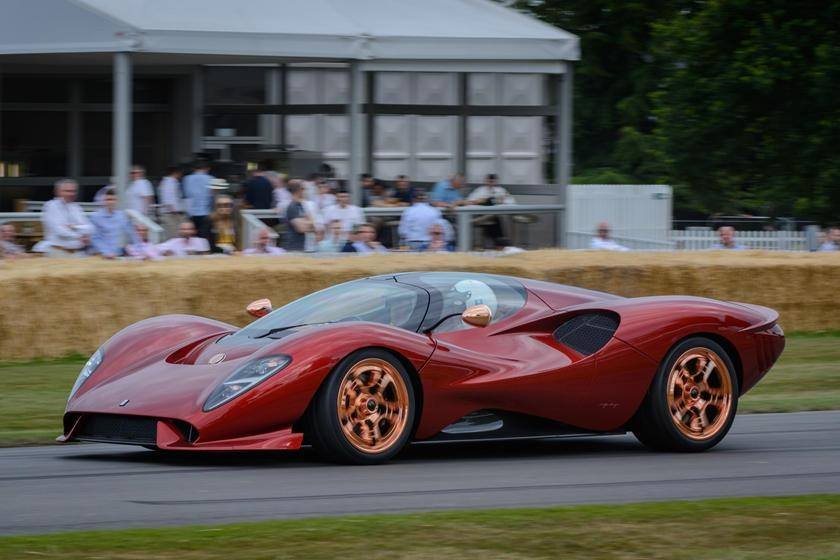 Nhung sieu xe trieu do trong su kien Goodwood Festival Of Speed 2019 hinh anh 2