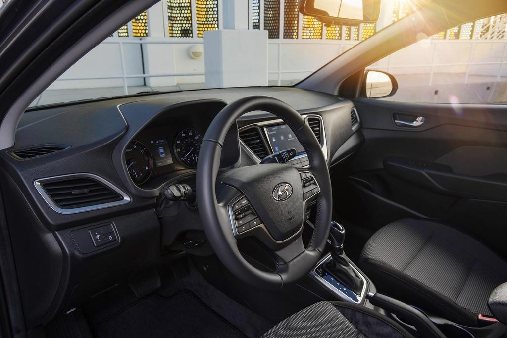 Hyundai Accent 2020 trang bi dong co moi 1.6L - tiet kiem hon, yeu hon hinh anh 3