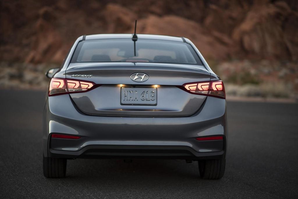 Hyundai Accent 2020 trang bi dong co moi 1.6L - tiet kiem hon, yeu hon hinh anh 8