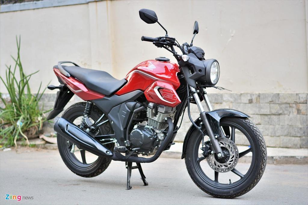 Chi tiet Honda CB150 Verza tai VN, moto gia chi 49 trieu dong hinh anh 11