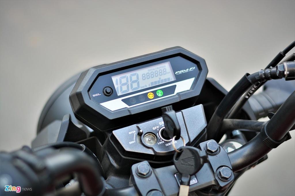 Chi tiet Honda CB150 Verza tai VN, moto gia chi 49 trieu dong hinh anh 3