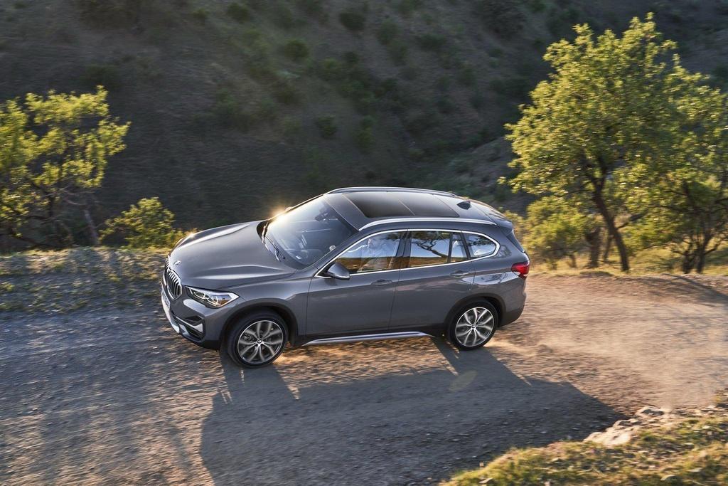 BMW X1 2020 ra mat tai Australia, noi bat voi luoi tan nhiet khong lo hinh anh 3