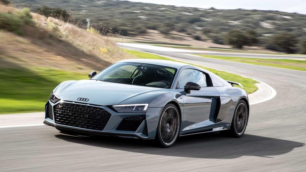 Sieu xe Audi R8 se dung dong co dien vao nam 2023 hinh anh 5