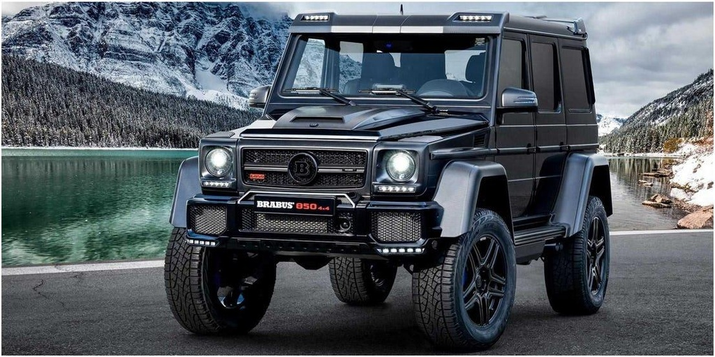 10 mau xe off-road tot nhat the gioi hinh anh 3