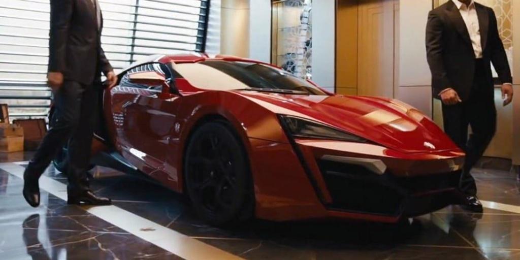 10 mau xe nhanh nhat trong series phim 'Fast & Furious' hinh anh 6