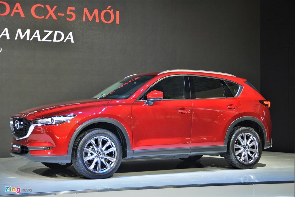 Chi tiet Mazda CX-5 2019 - chu yeu khac phuc nhuoc diem hinh anh 11