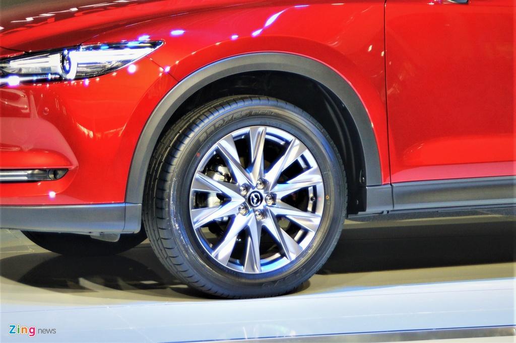 Chi tiet Mazda CX-5 2019 - chu yeu khac phuc nhuoc diem hinh anh 4
