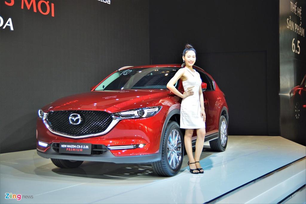Chi tiet Mazda CX-5 2019 - chu yeu khac phuc nhuoc diem hinh anh 10