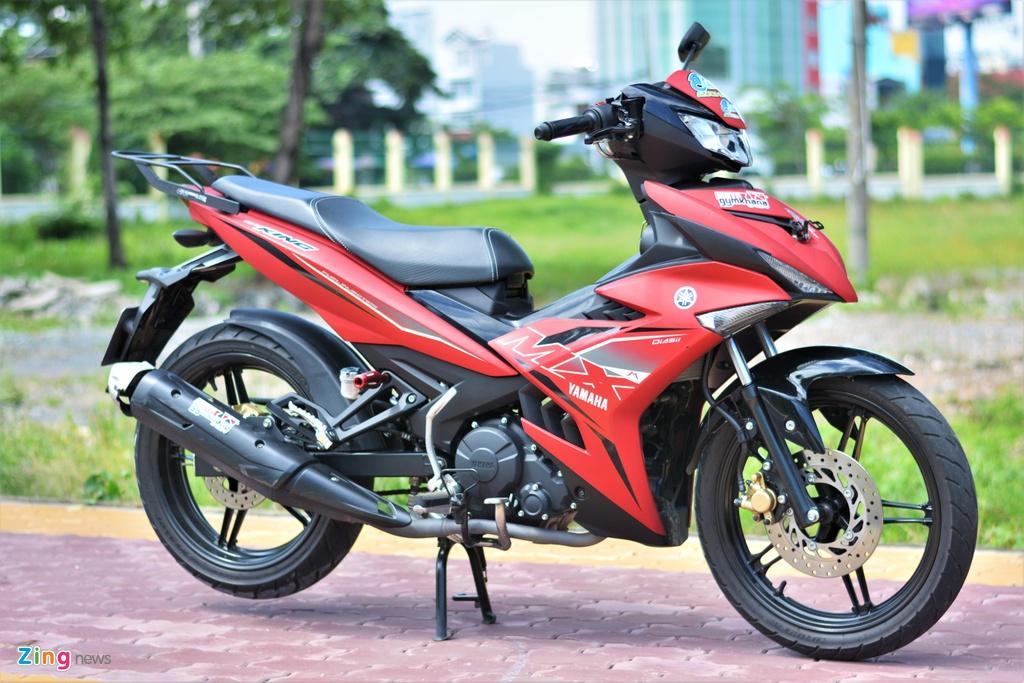 Yamaha Exciter 150 nhap khau khac gi ban lap rap trong nuoc? hinh anh 2